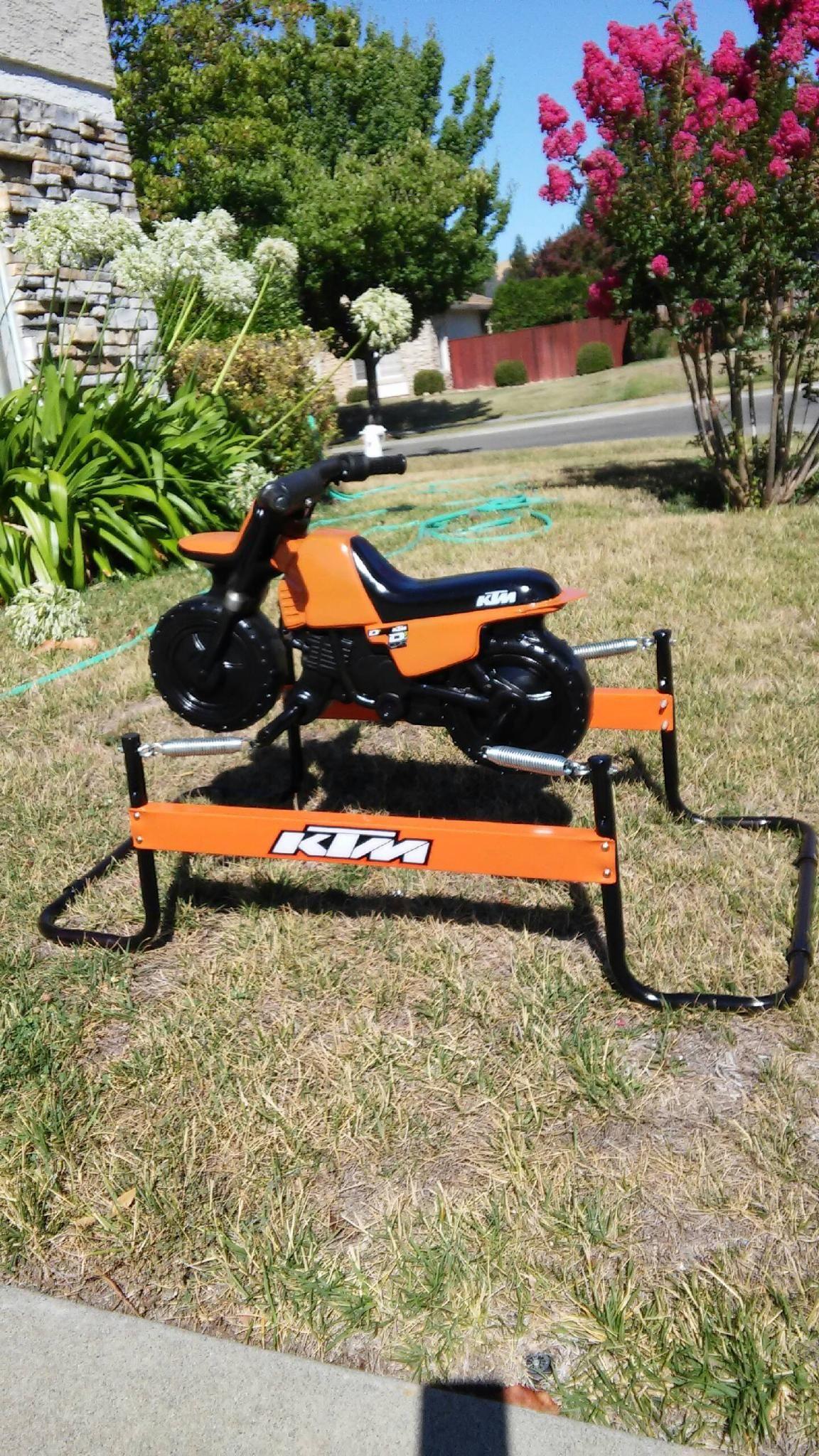 605e3f7225db2 KTM Rocker for Kids | other | Motocross baby, Racing baby, Toddler toys