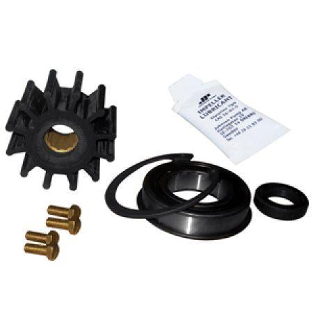 Johnson Pump 09-5000 F-5 Series Repair Kit for Volvo/Penta, Black