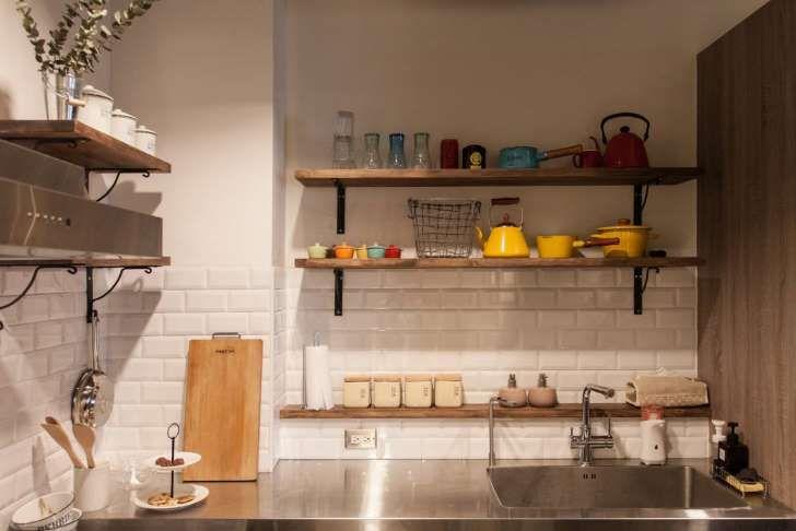 homify / 珞石設計 LoqStudio: Cozinhas industriais por 珞石設計 LoqStudio
