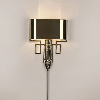 Global Views Lighting Torch Nickel Wall Sconce GV99065 Layla Grace lighting $548
