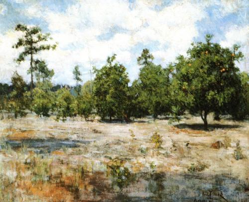 Henry Ossawa Tanner, Florida,1894