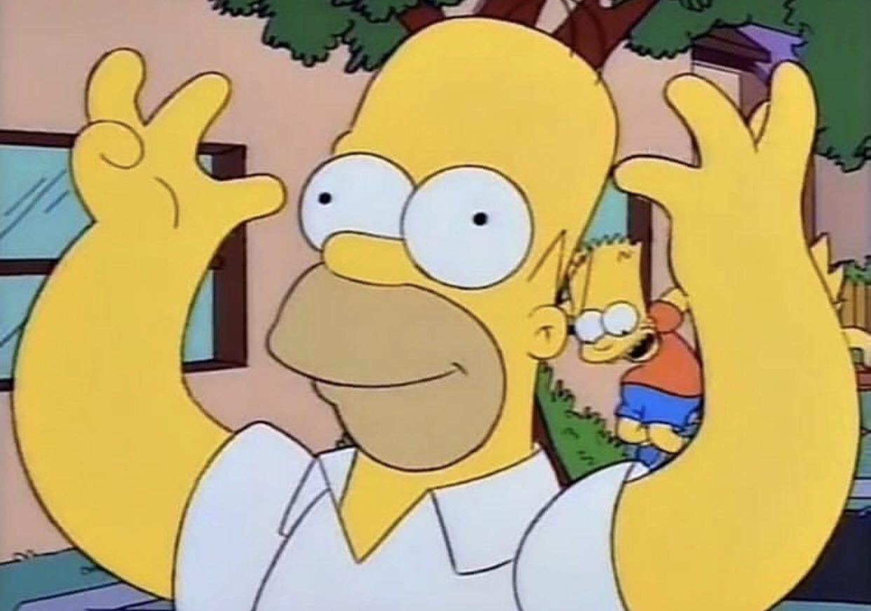 Pin de Merca lempu en Classic Homer Faces en 2020 | Los ...