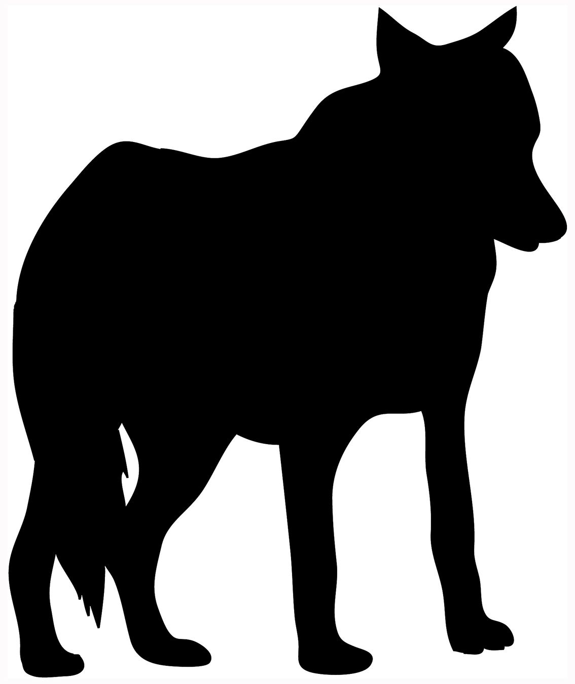 animal silhouettes from our tattoo galleries clipart best rh pinterest com animal silhouette clipart animal silhouette clip art free