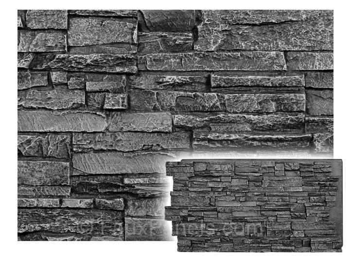 norwich colorado stacked stone panel  stacked stone