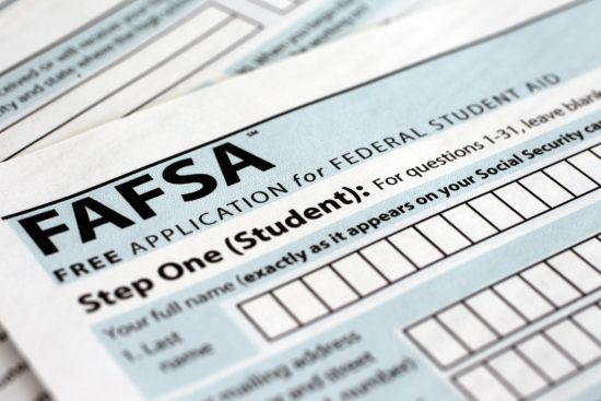 Student Loan Forms Are Still a Nightmare Fafsa student loans