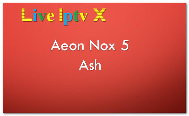 Aeon Nox 5 Ash skin addon Download Aeon Nox 5 Ash skin