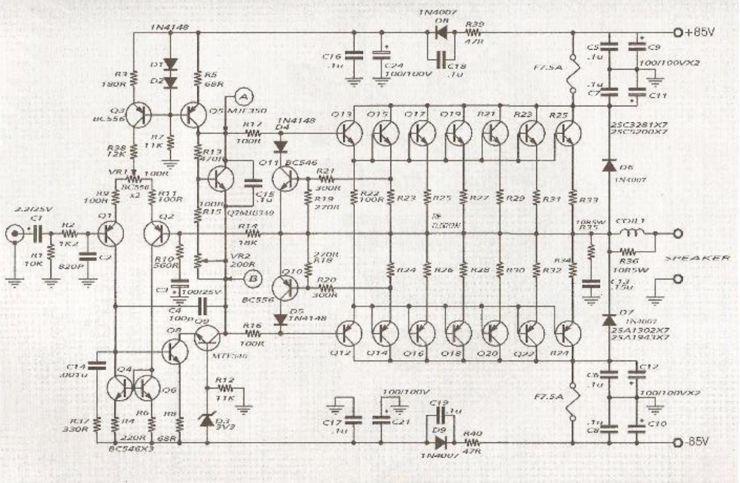 medium resolution of yamaha amp schematic wiring diagram list mix yamaha amp schematic advance wiring diagram yamaha jx20 amp