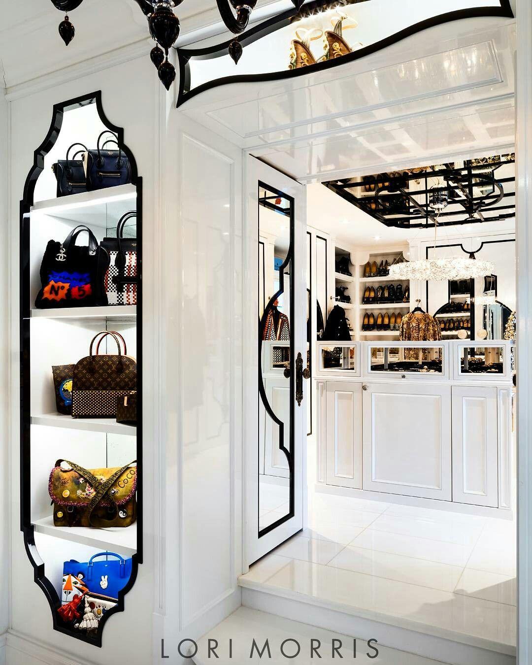 Fashionista Bedroom Ideas: Philanthopist And Fashionista, Sylvia Mantella, Custom