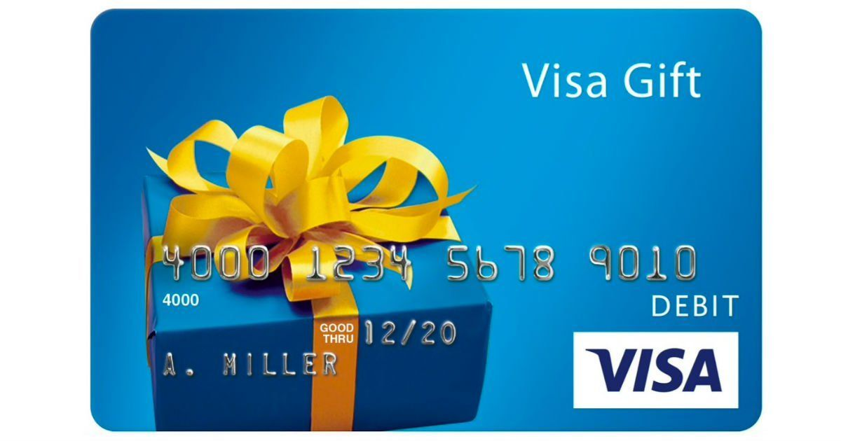 I Won And I Want You To Win Too Visa Gift Card Balance Visa Gift Card Gift Card Deals