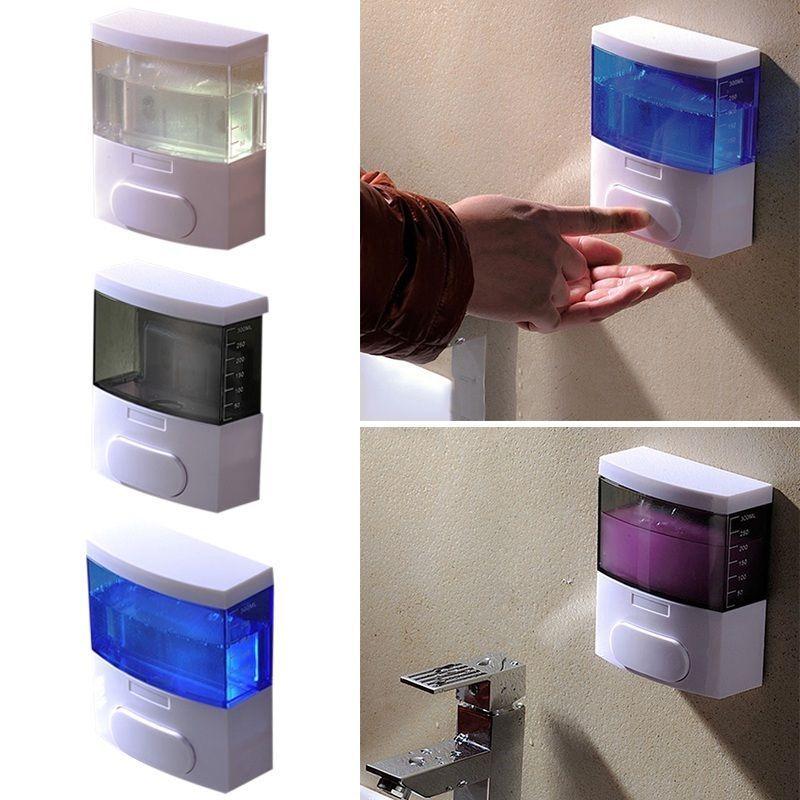 12 06 Aud Soap Dispenser Manual Hand Sanitizer Liquid Bottle