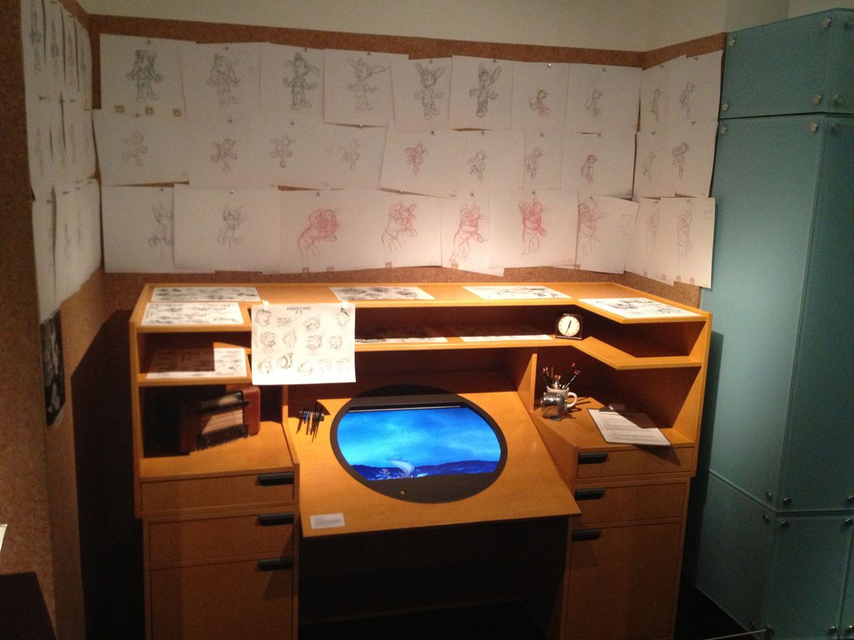 Art Studio Decor Disney Animation Desk For Sale Google Search Cg Art
