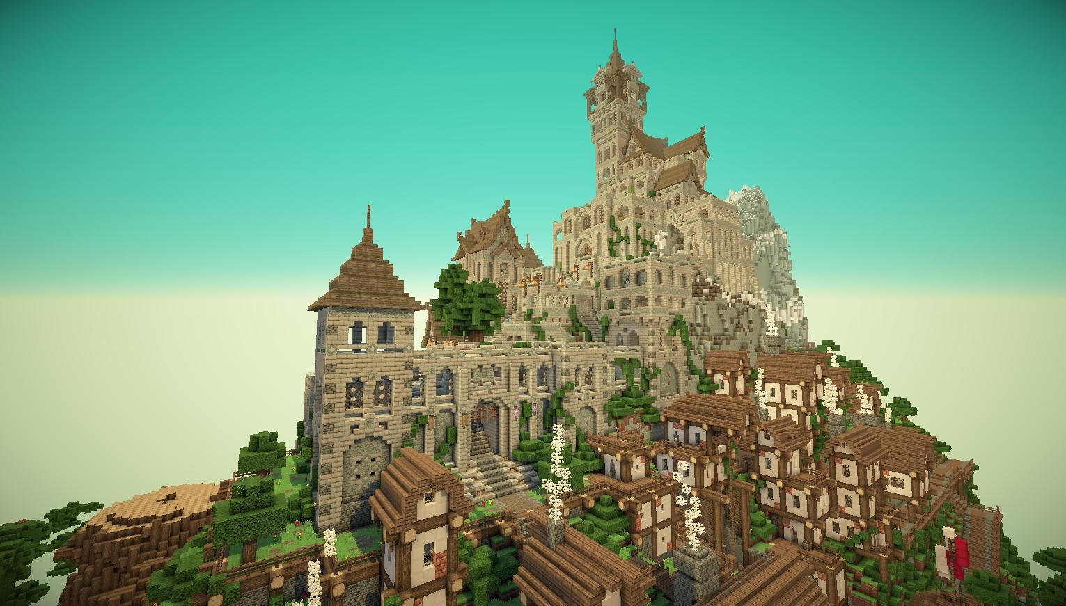 how to download maps from google onto minecraft