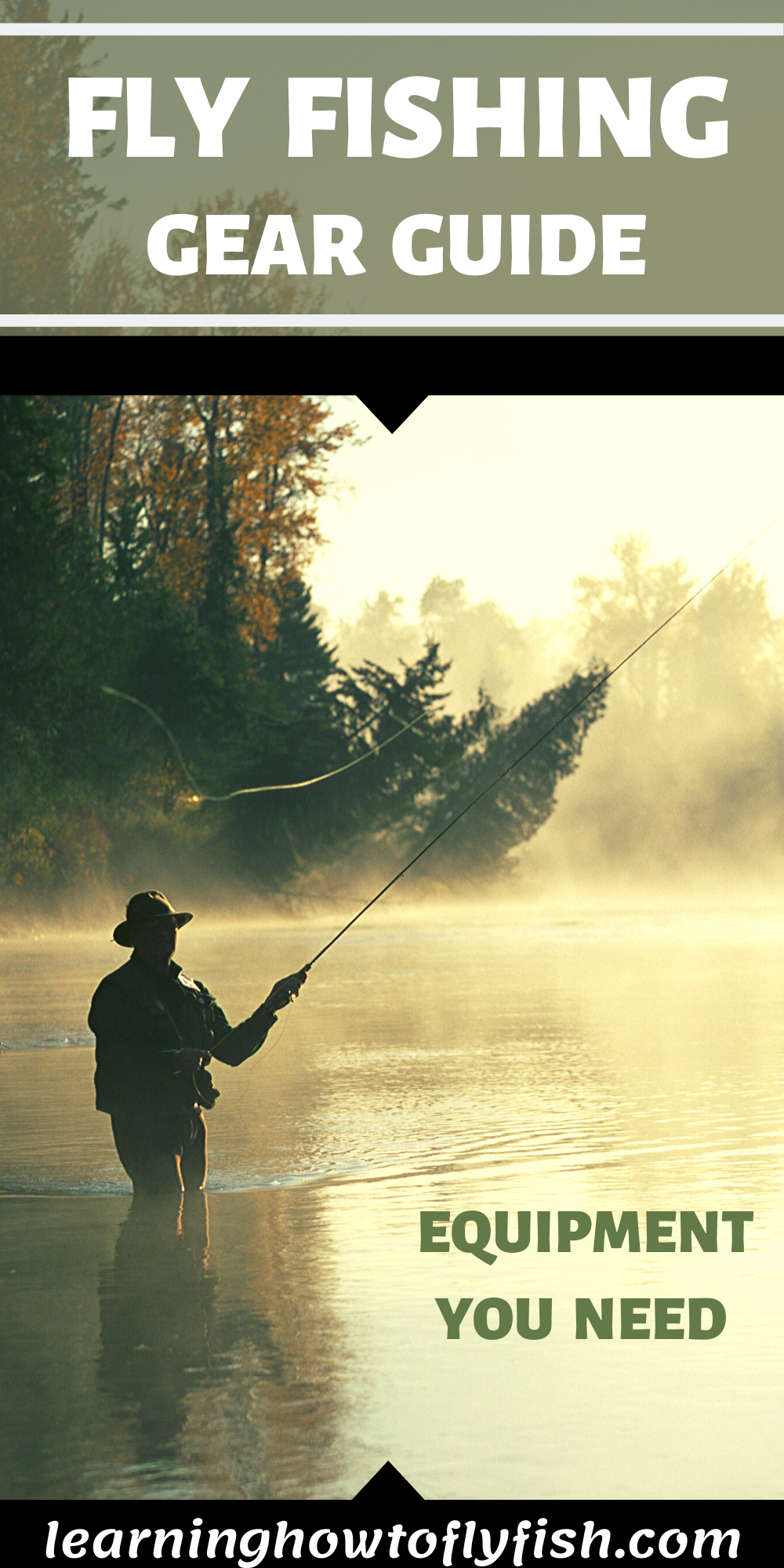 How To Get Started With Fly Fishing Manual Guide