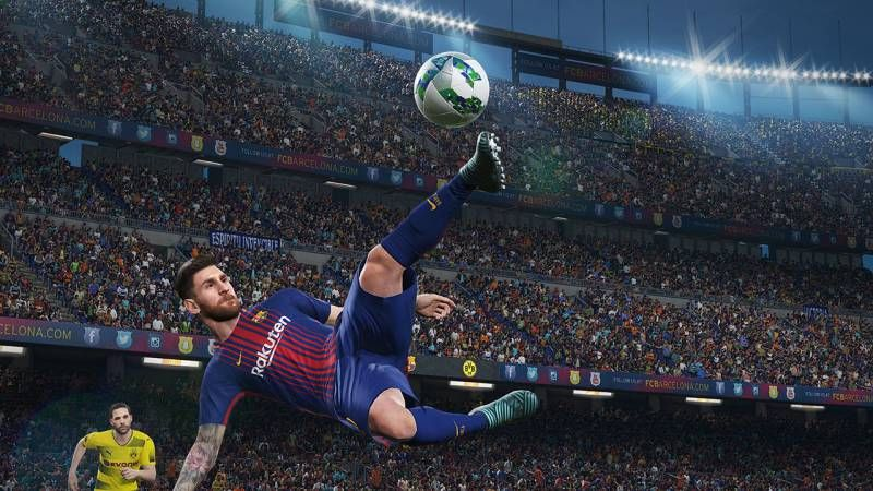 PES 2018 Update 1 08 Released, Read What's New and Fixed | PS4 Game