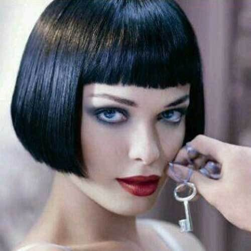 10 Französisch Bob Haarschnitte | Frisuren, Bob frisur und ...