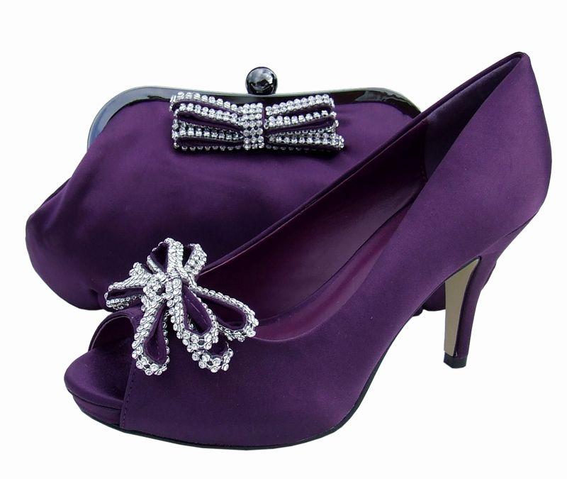 Menbur Plum Ladies Shoes 0c2187196b9