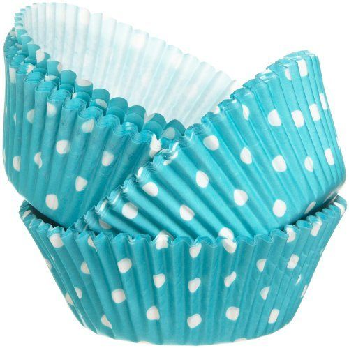 Wilton Blue Dots Baking Cups 75 Count By Wilton Http Www