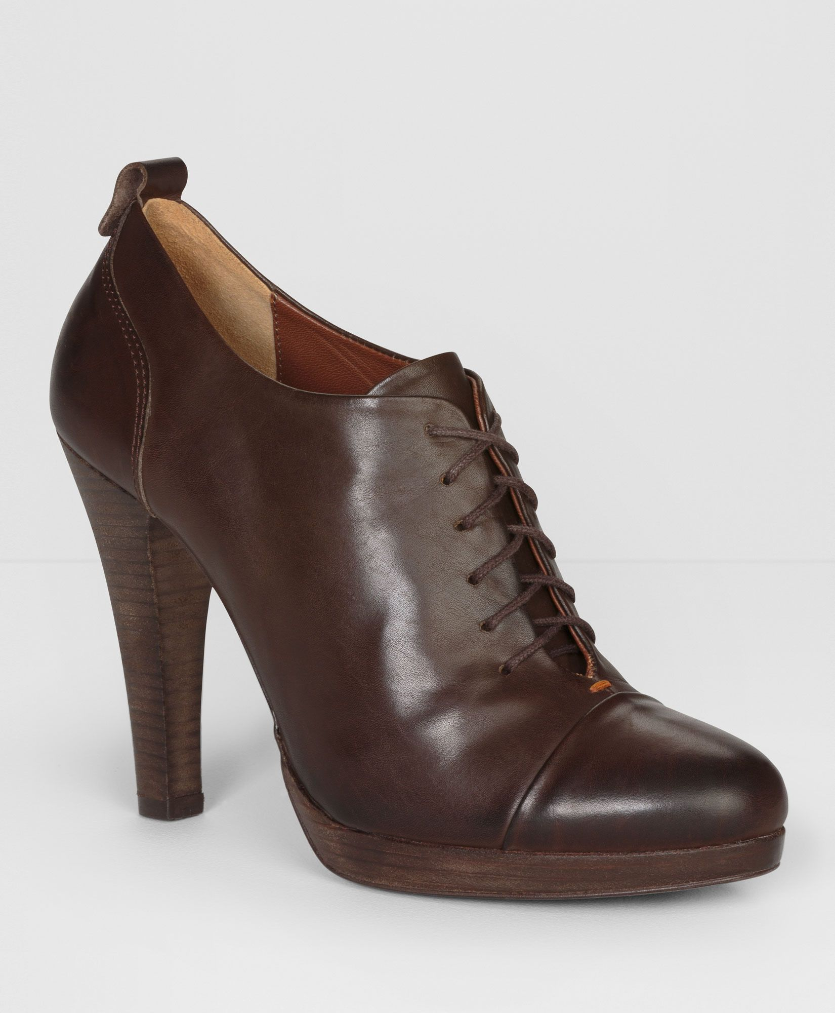 Fashion style How to oxford wear high heels for woman