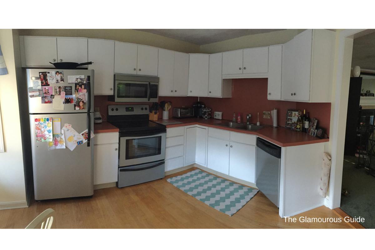 Diy Kitchen Countertop Makeover Kitchen Cabinets Makeover Redo Kitchen Cabinets Diy Kitchen Cabinets