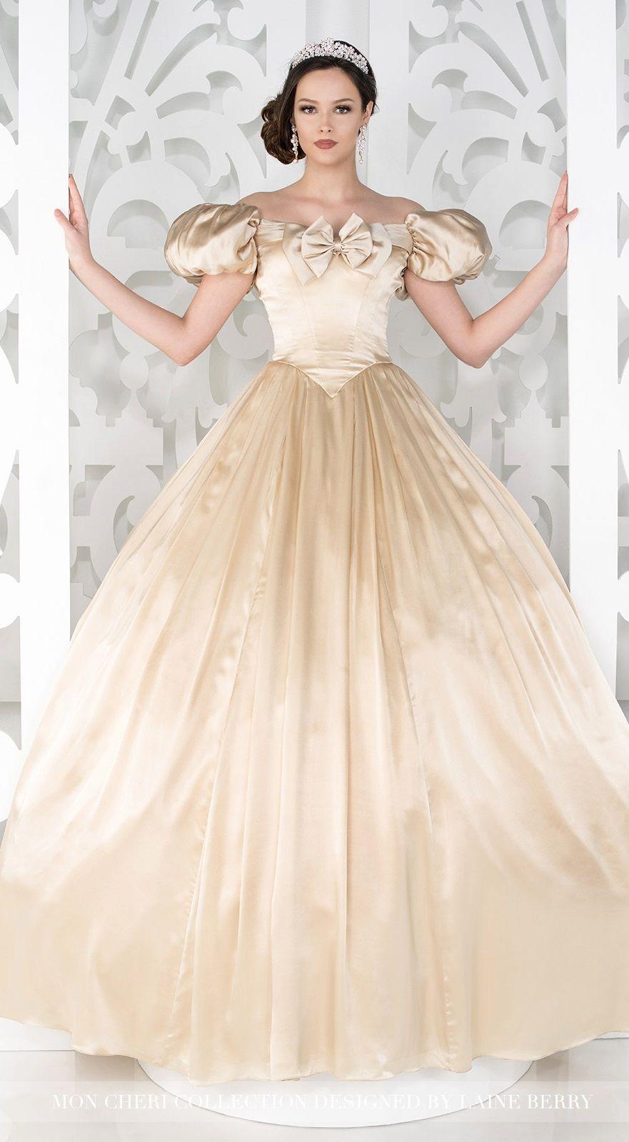 A wedding dress for snow white from mon cheri disney princess a wedding dress for snow white from mon cheri junglespirit Choice Image