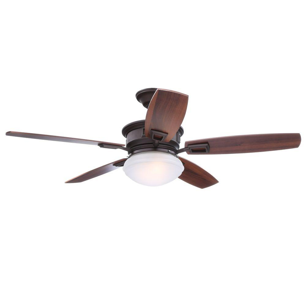 Oil Rubbed Bronze Ceiling Fan Al968 Orb At The Home Depot Mobile