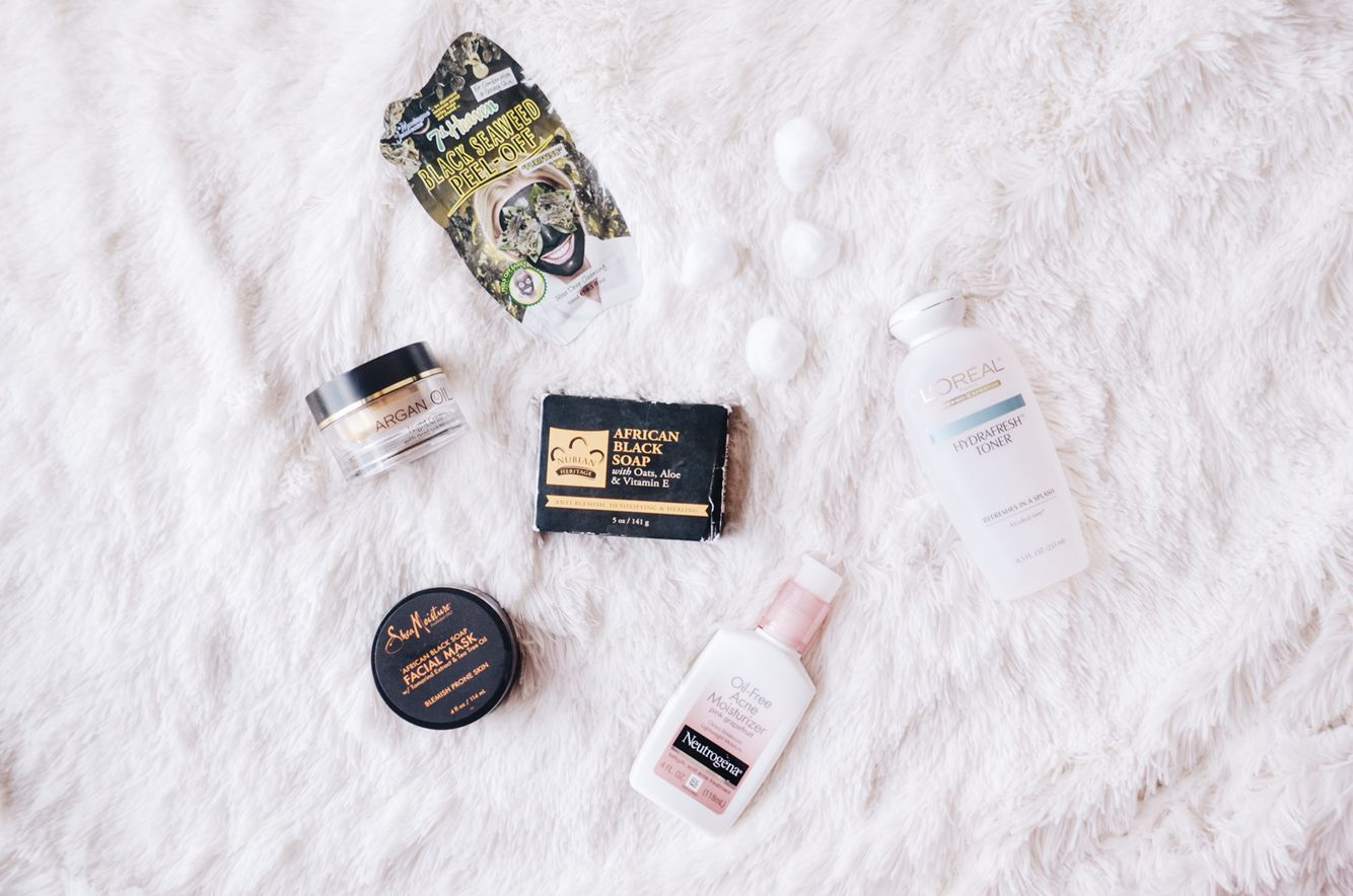 Products that have helped me clear my skin!