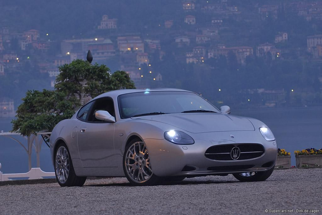 2007 Maserati Gs Zagato Coupe Hot Cars Pinterest Hot Cars
