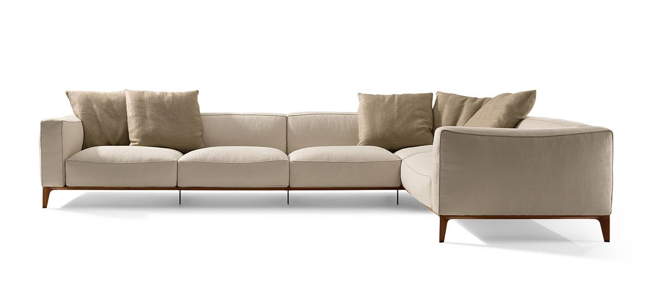 made in Italy Aton sofa, project by Carlo