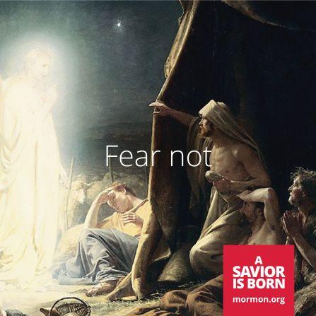 Fear Not. Shepherds. Lds.org
