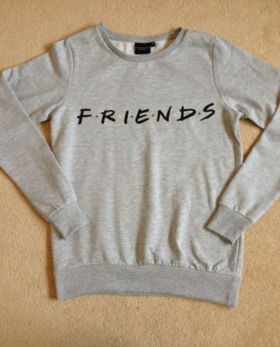 Friends-TV-show-Tshirt-Jumper-Womens-New-York-Central-Perk-Primark ... b01a33f624