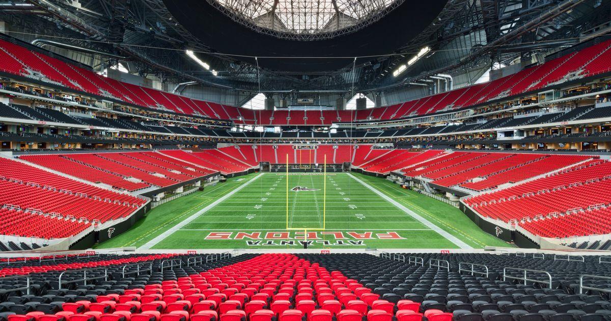 mercedes benz stadium minecraft. Is This The Best Sports Stadium In World? Inside Mercedes Benz Minecraft