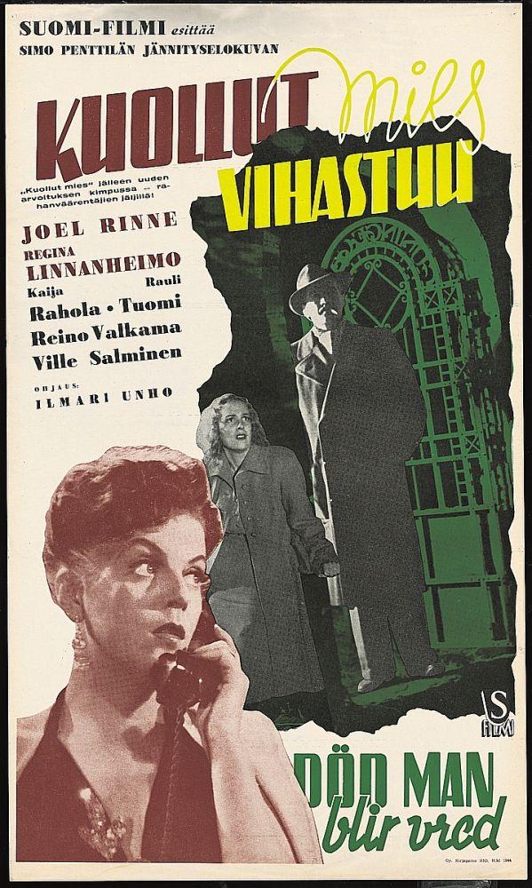 Kuollut mies vihastuu (1944)