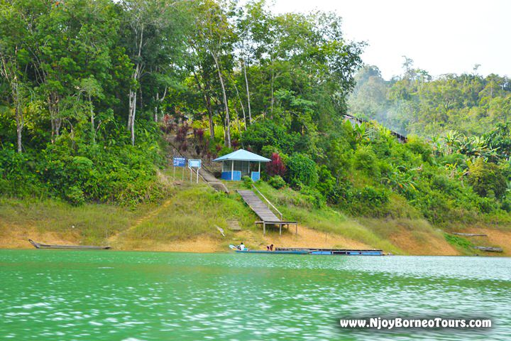 Lemanak Longhouse (Nanga Ukom), Kuching