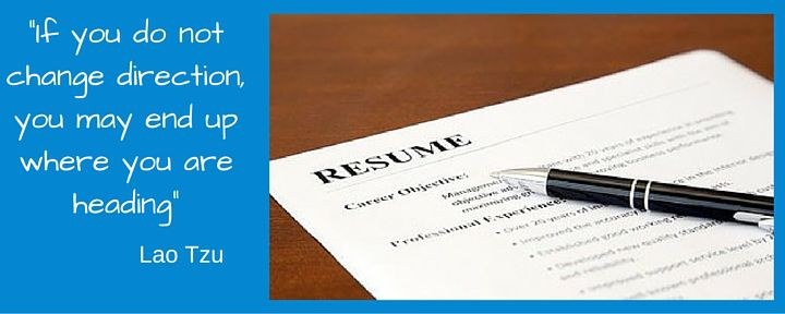 Keeping your resume up to date takes relatively little effort if