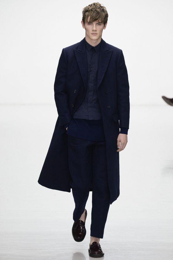 Matthew Miller Fall Winter 2016 17 - London Collections  MEN - Male Fashion  Trends 6621217f78b