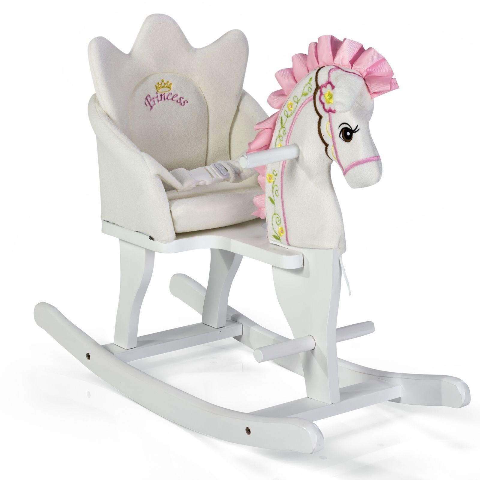 Schaukelspielzeug Schaukeltier Pony girl