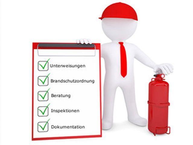 Externer Brandschutzbeauftragter Brandschutzbeauftragter Brandschutz Unterweisung