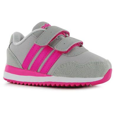 neo Jogger Rip Trainers Infant Girls | Rip trainer, Adidas baby ...