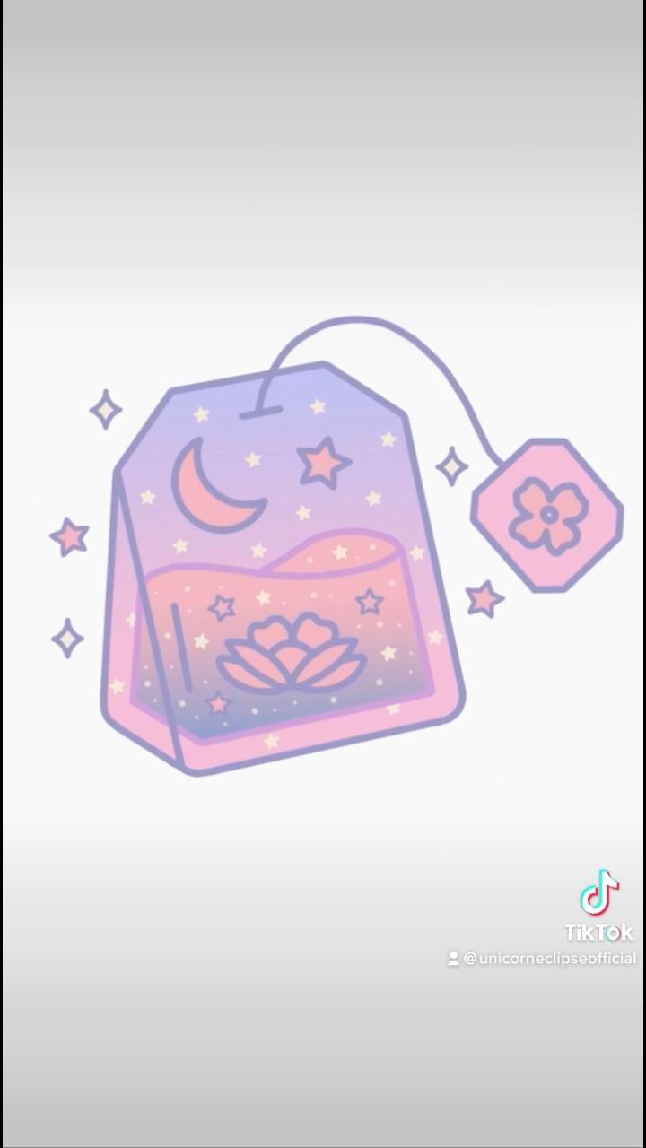 Cute tea bag vinyl!!!