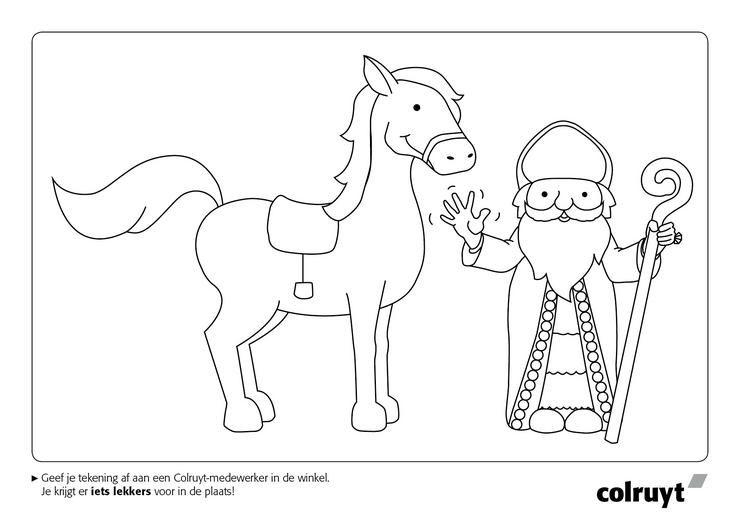 Kleurplaten Sinterklaas Colruyt.Spelletjes Colruyt Kids Character Snoopy En Fictional Characters