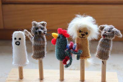 Fingerpuppen Waldorf Ideen Pinterest Puppen Finger Und