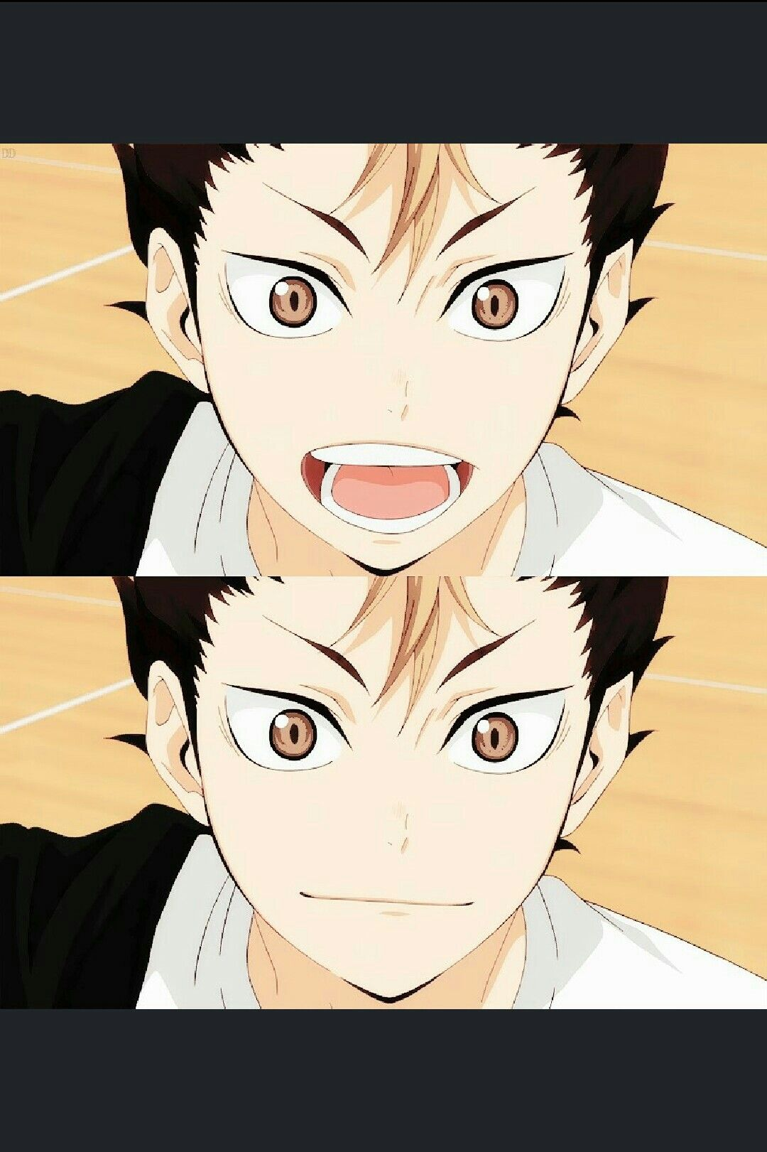 Pin by Aleya on Haikyū!! Haikyuu anime, Anime, Anime love