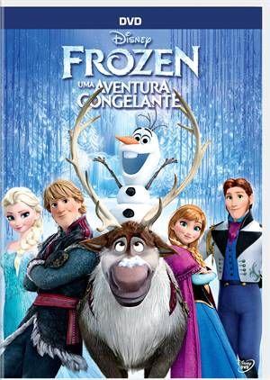 Frozen Dvd Filme Frozen Cinema Infantil E Filmes De Animacao