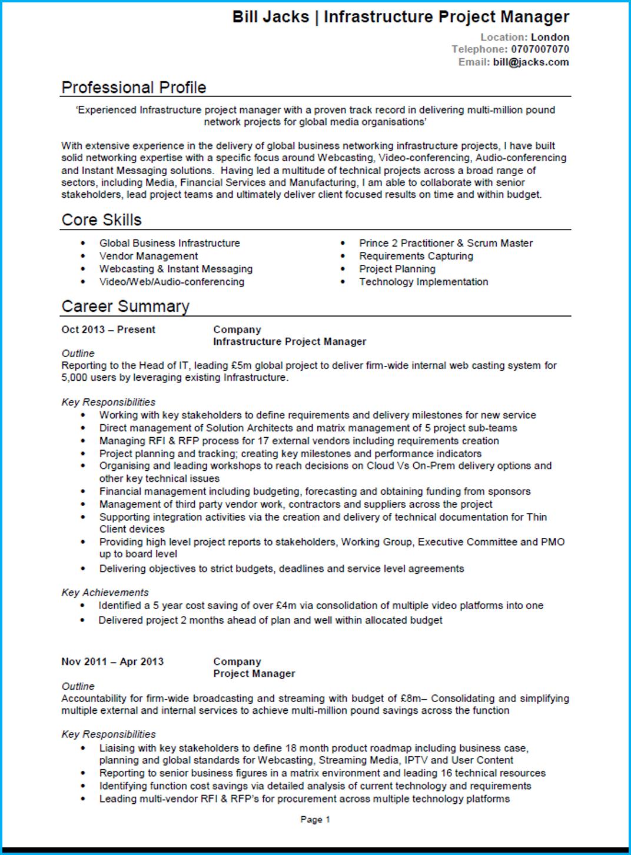 sample resume for retail developer