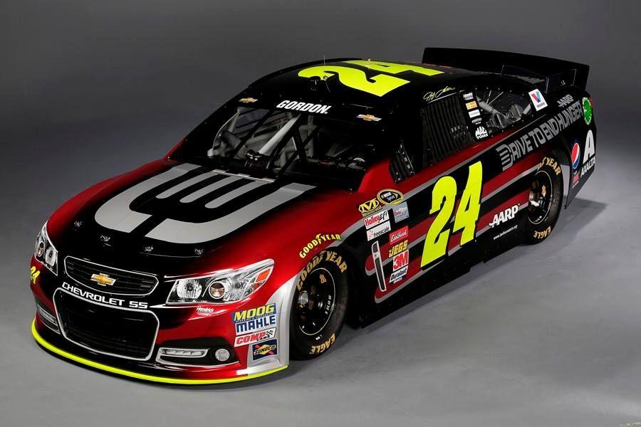 NASCAR CUP: Jeff Gordon 2014 Car Released (PHOTOS) http://RacingNewsNetwork.com/2013/11/19/nascar-jeff-gordon-2014-car/ #car #cars #aarp #gordon #jeffgordon #nascar #racing #motorsport #motorsports