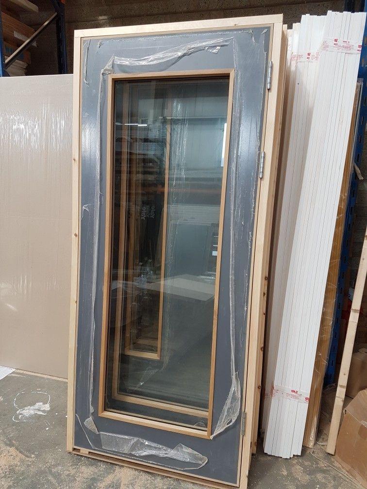 Glazed Formica door sets (Storm grey) & Glazed Formica door sets (Storm grey) | Formica Doors. Medical Doors ...