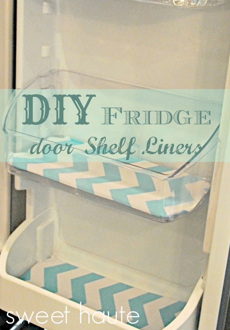 Fridge Shelf Liners Mesmerizing Diy Fridge Shelf Liners Tutorial Quick Easy And Budget Friendly Design Ideas