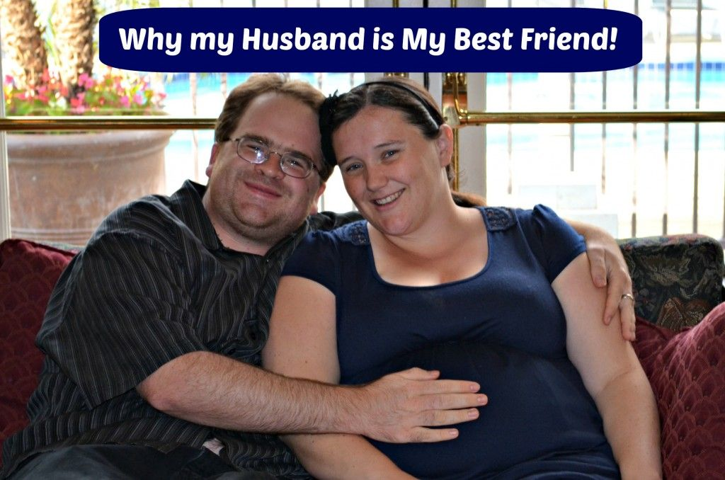 my husband is my best friend! Click through to find out why!