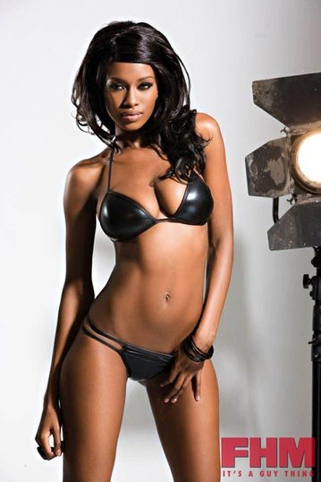 Herman recommend best of girls black in underwear