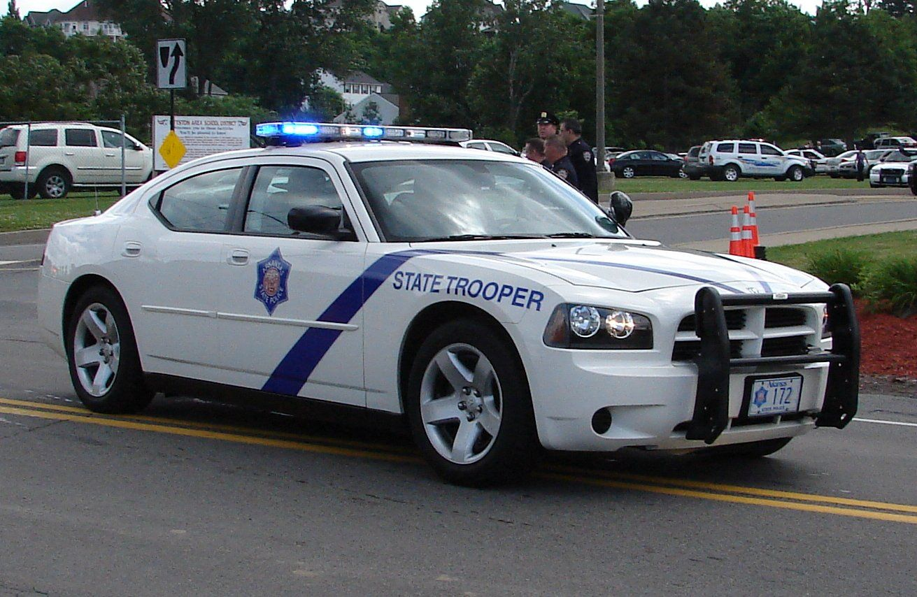 Arkansas state police car curated by desert city security inc 2277 turnberry